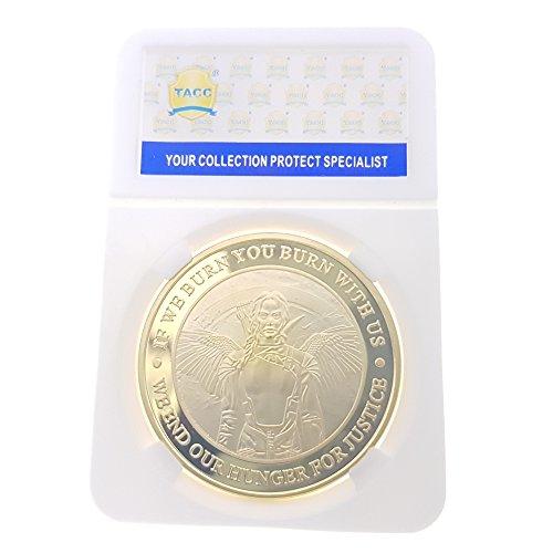 Souvenir-Medaille US - Hunger Games - Spottdrossel (Hunger Games Dekorationen)