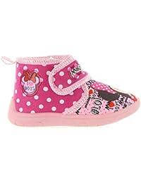 Disney Descendants Niñas zapatillas y caja 28