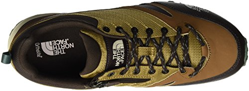 The North Face M Verbera Fc Free Climb, Scarpe Outdoor Multisport Uomo Multicolore (Marrone/Djnbn/Duckgreen)