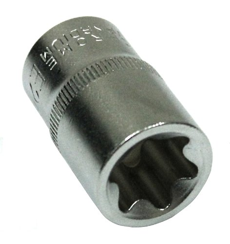 Preisvergleich Produktbild Aerzetix: Außen -Torx Nüsse Steckschlüssel E20 1/2 Frauen