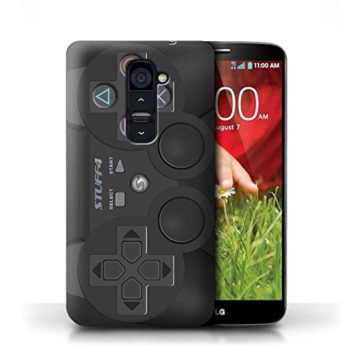 Kobalt® Imprimé Etui / Coque pour LG G2 / Playstation PS3 conception / Série Console (jeux vidéo) Playstation PS3