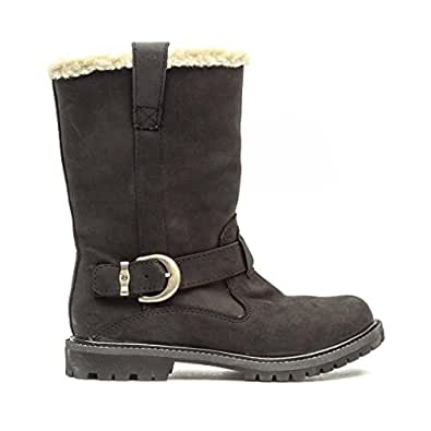 Timberland Nellie Pull On Boots Black - 3.5 UK
