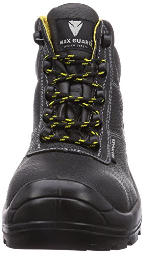 Maxguard C430, Chaussures de sécurité Homme Noir (schwarz)