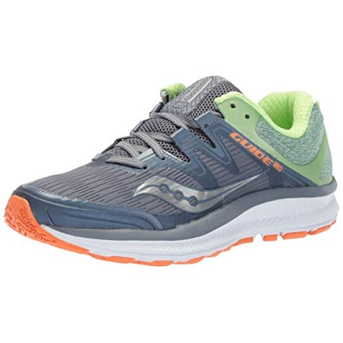 41mwnGdCLHL. SS500  - Saucony Women's Damen Laufschuh Guide Iso Training Shoes