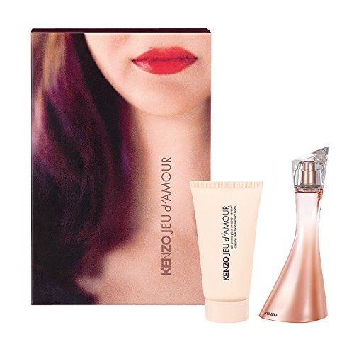 Gift set jeu d'amour pour femme: eau de parfum 30 ml + body milk 50 ml donna