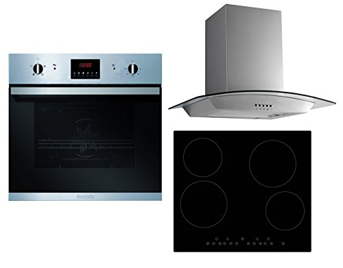 stainless-steel-baumatic-electric-built-in-single-fan-oven-cookology-ceramic-hob-curved-glass-stainl