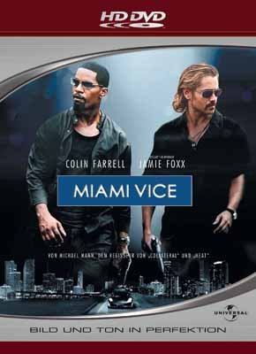 Universal/DVD Miami Vice [HD DVD]