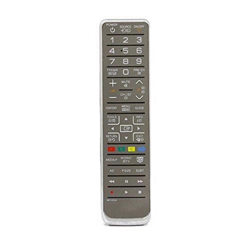 121AV reemplazado control remoto BN59-01054A BN5901054A Compatible con Samsung Smart TV LCD LED 3D PS50C7000 PS58C7000 PS63C7000 UA40C7000 UA46B8000 UA46C7000 UA46C8000 UA55B8000 UA55C7000 UA55C8000 UA55C8000