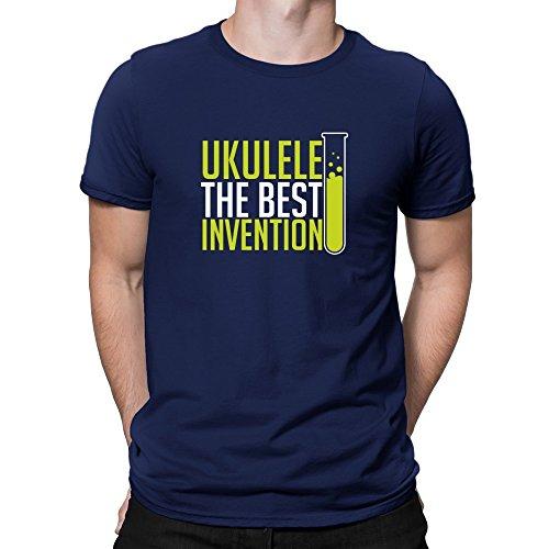 Best Teeburon Shirt Ukulele T The Invention 2IE9WDHY