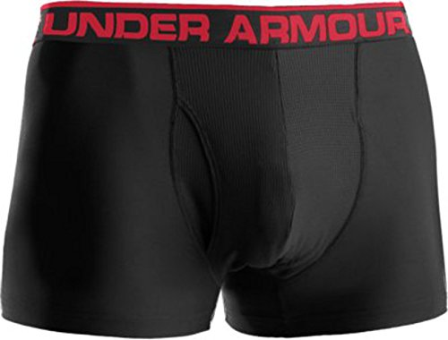Under Armour 'The Original' 7,6 cm, Boxer corti Black / Red