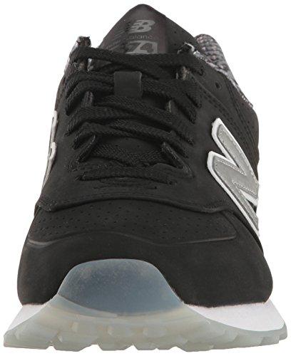New Balance Wl574, Sneaker Donna Black