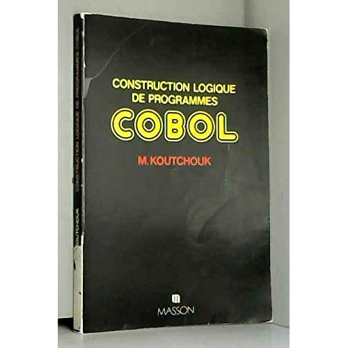 Construction logique de programmes COBOL