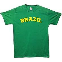 Brasil Fútbol Deportes camiseta
