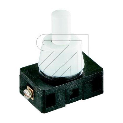 Druckschalter bis 2A zum Einbauen, 30mm hoch