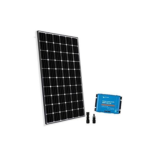 Solar Kit 300W 12/24V Base2 Photovoltaik Panel Laderegler 30A MPPT Haus Hütte (Haus Solar-panel-kit)