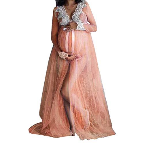 c0d8423974 Mujer Vestido de Maternidad