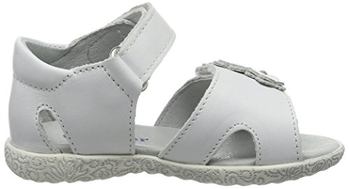 Richter Kinderschuhe Sissi S, Chaussures Marche Bébé Fille Weiß (panna/white)