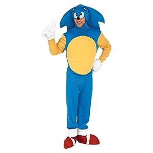 Rubbies - Disfraz de Sonic para hombre, talla XL (888816XL)