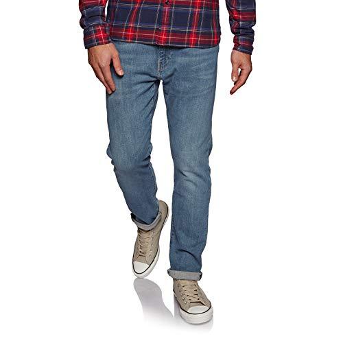 Levi's Herren Tapered Tapered Fit Jeans 502 Regular Taper, Blau (Green Beer Adv 0306), W34/L32