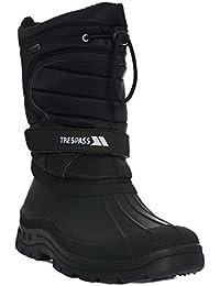 Trespass - Botas de nieve invierno sin cordones Modelo Dodo uso UNISEX