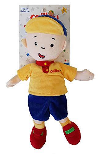 Caillou ID00209 Plush doll, 28 cm
