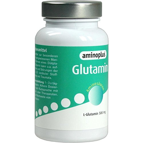 Aminoplus Glutamin Kapsel 60 stk