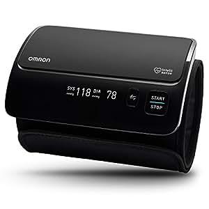 OMRON EVOLV Misuratore di Pressione Digitale da Braccio, Tutto in 1, senza Cavo, Connessione Bluetooth per Smartphone