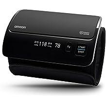 OMRON EVOLV - Tensiómetro de Brazo Todo en Uno, Inalámbrico, Bluetooth, Aplicación OMRON Connect para Móviles, Tecnología Intelli Wrap Cuff