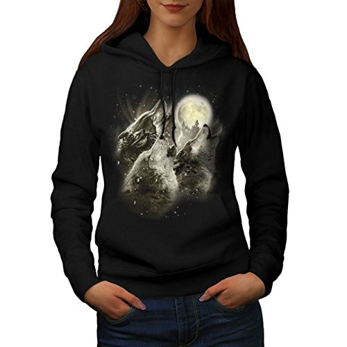 monster-wild-wolf-nature-animal-women-new-black-m-hoodie-wellcoda