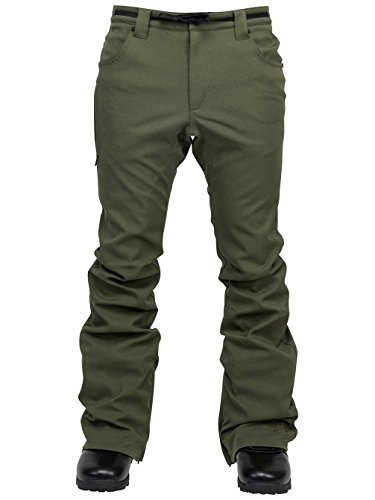 L1Outerwear L1Skinny Twill Military Herren, M Camouflage