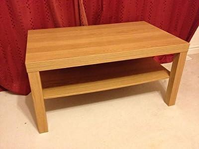 Lack Coffee Table Oak Effect - inexpensive UK light store.