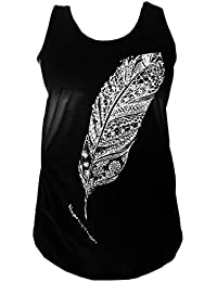 PANASIAM ganz einfache Sommer Tops, in vielen Design, NEU KOLLEKTION, Size: M & L, Black & White