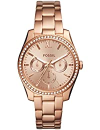 Fossil Damen-Armbanduhr ES4315