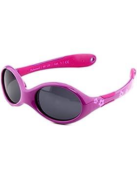 Active Sol gafas de sol para BEBÉ | NIÑA | 100% protección UV 400 | polarizadas | irrompibles, de goma flexible...