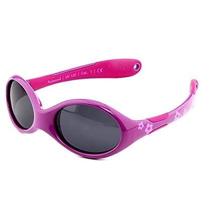 ActiveSol gafas de sol para BEBÉ | NIÑA | 100% protección UV 400 | polarizadas | irrompibles, de goma flexible | 0-24…