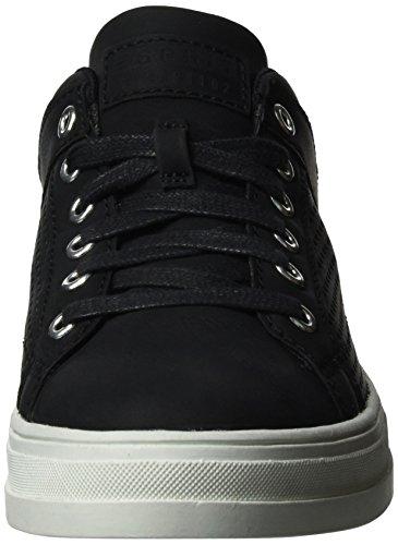 Esprit Sidney, Sneakers Basses Femme Noir (Black 001)