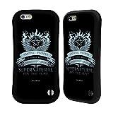 Head Case Designs Officiel Supernatural Saving People Logo Vecteurs Coque Hybride Compatible avec iPhone 6 / iPhone 6s