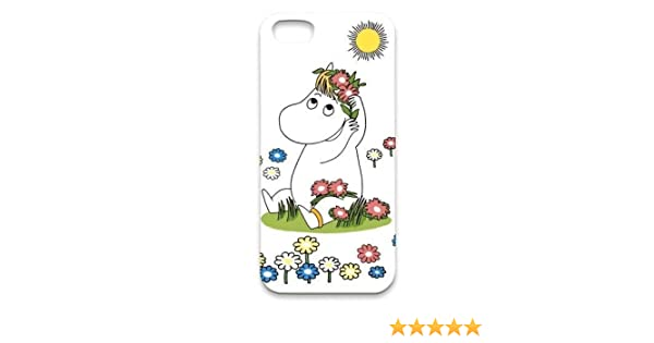 buy online e8e6f 368ab Moomin iPhone 6 and 6S Case Snorkmaiden Amongst the Flowers iPhone 6 ...