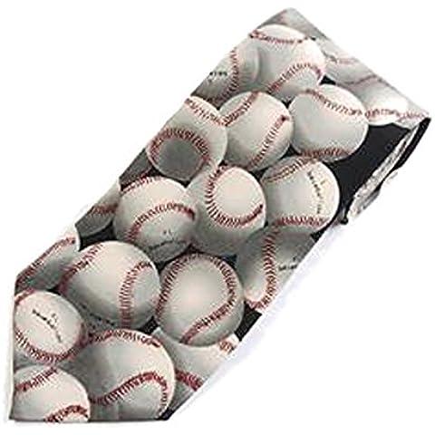 Colore nero con stampa grafica da Baseball Design