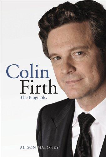 Portada del libro Colin Firth: The Biography