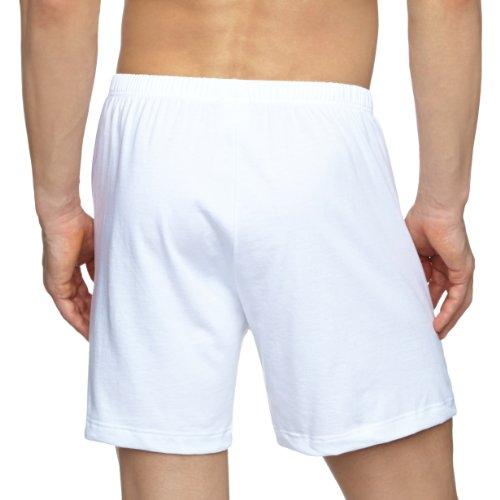 Schiesser Herren Unterhose Boxershorts Weiß