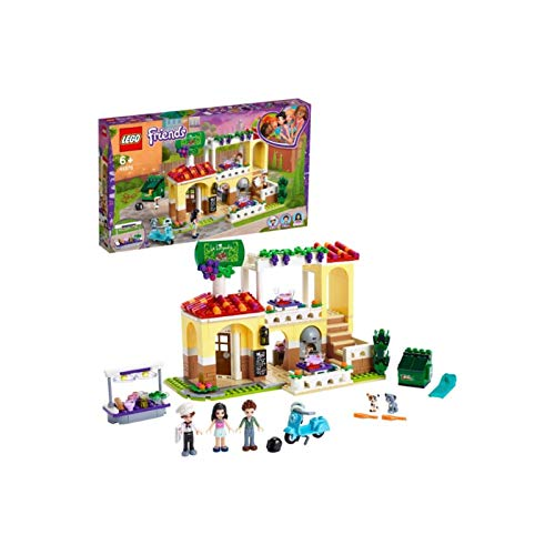LEGO 41379 Prelim_Restaurant V29 Toy, Multicolour Best Price and Cheapest