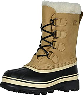 Sorel Women's Caribou Winter Boots, Buff, 3.5 UK 36.5 EU (B00B1U32L2) | Amazon price tracker / tracking, Amazon price history charts, Amazon price watches, Amazon price drop alerts