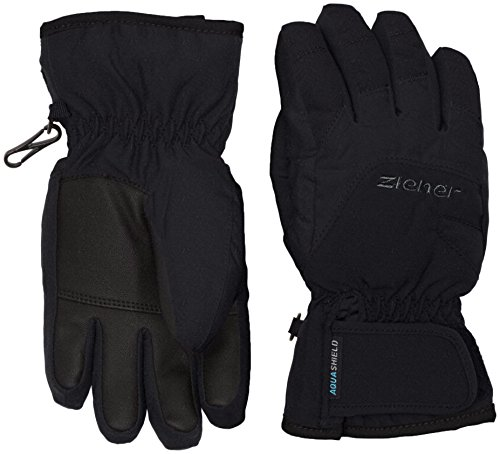 Ziener Kinder Lizzard AS(R) Glove junior Handschuh, Black, 5,5