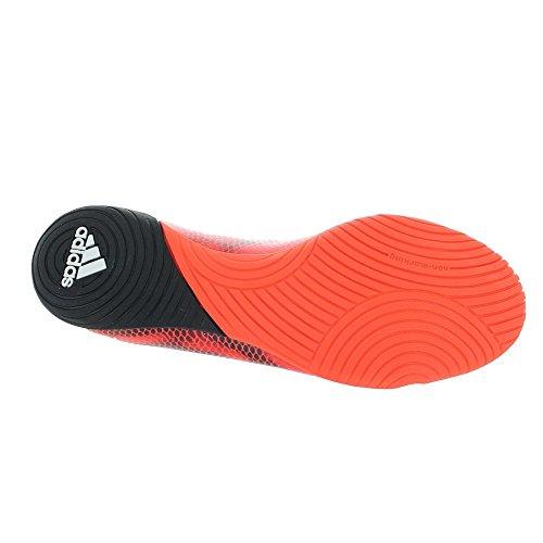 adidas F10 Jungen Futsalschuhe Rot