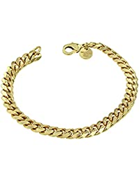 Panzerarmband Gold Doublé o. Rotgold Doublé o. versilbert Halskette Armband  Goldkette… 798756e773