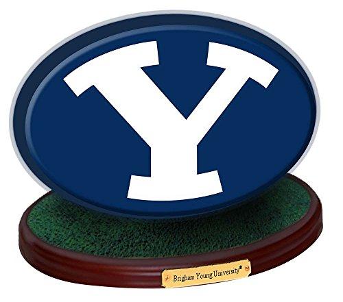 NCAA Brigham (Young Universität 3D Logo Brigham (Young, eine Größe, Multicolor -