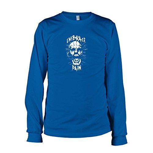(TEXLAB - Pinhead - Herren Langarm T-Shirt, Größe XL, marine)