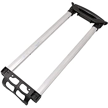 RDEXP 52cm Fixed Length Travel Luggage Telescopic Handle Replacement Suitcase Pull Drag Rod G072 for 20inch Luggage