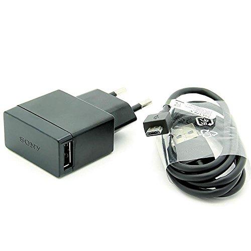 original-negro-1500-mah-15-amp-sony-micro-usb-2-pines-cargador-de-red-empaquetado-a-granel-adecuado-